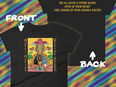 Divine Spark album shirt photo