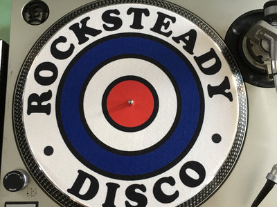 Rocksteady Disco Slipmat main photo
