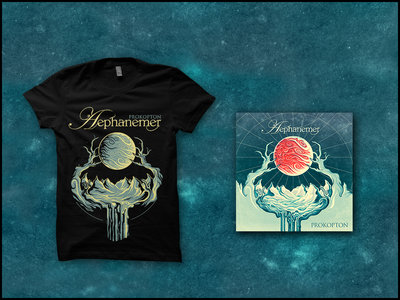 Prokopton T-Shirt + Digipak (Bundle) main photo