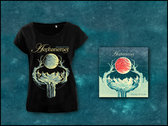 Prokopton T-Shirt + Digipak (Bundle) photo