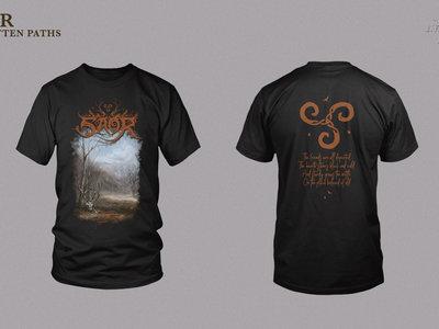 'Forgotten Paths' T-shirt main photo