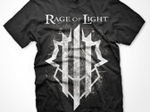 Rage Of Light T-shirt (black) photo