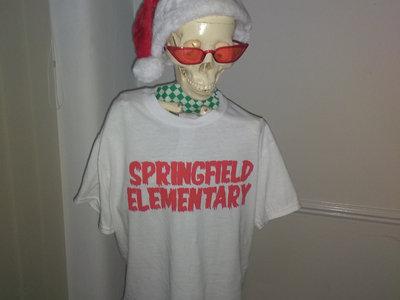 Springfield Elementary logo shirt main photo