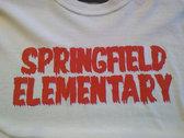 Springfield Elementary logo shirt photo