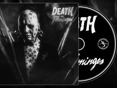 SOPOR AETERNUS: Death and Flamingos CD + Book main photo