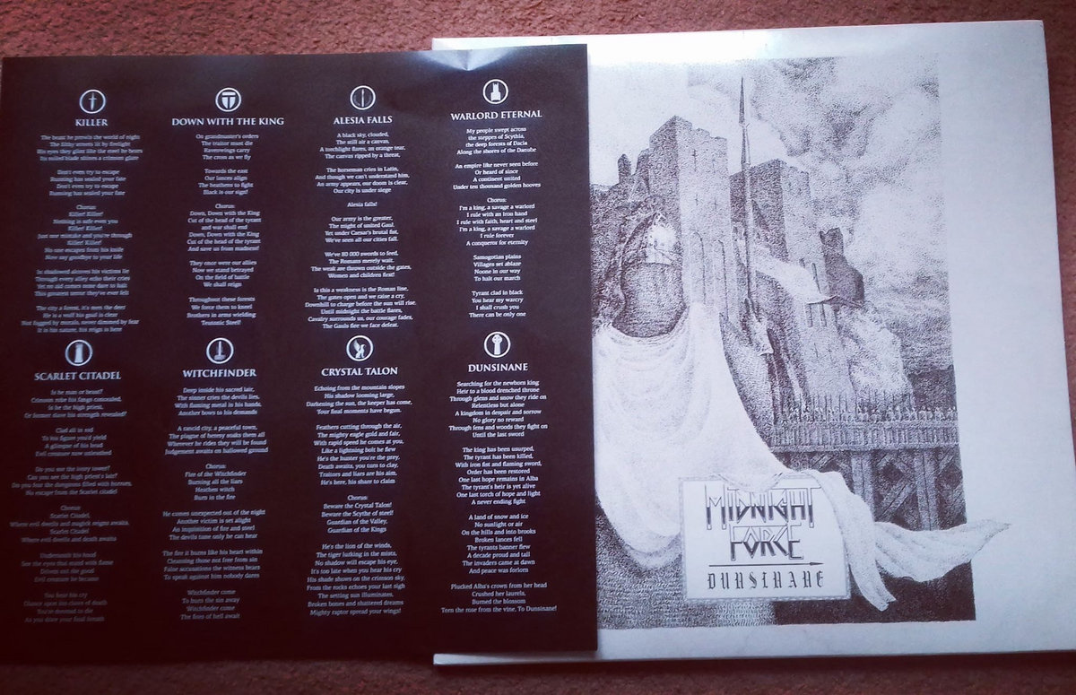 Dunsinane | Midnight Force