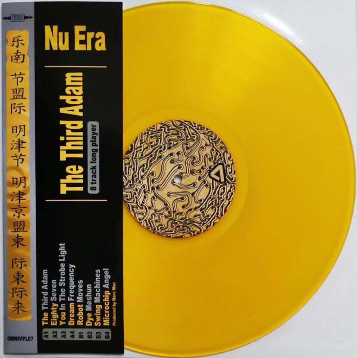 The Third Adam (reissue) | Nu Era