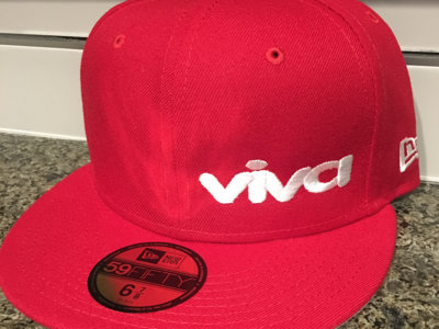 Fitted Cap (Red) main photo