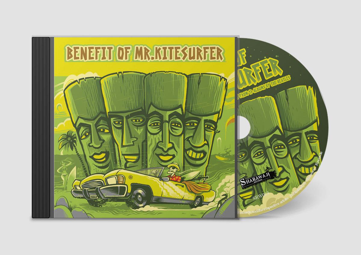 Benefit Of Mr  Kitesurfer | Sharawaji Records
