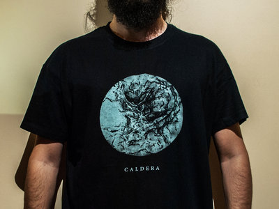 Circle T-shirt [Black] main photo