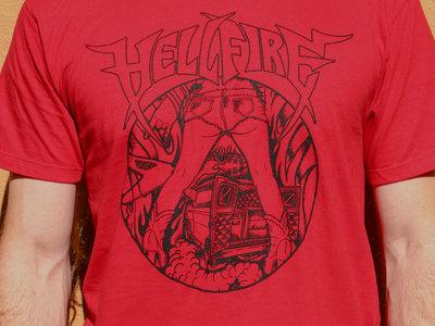 Heavy Metal Vannin Shirt main photo