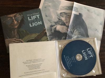 Mirja Klippel - Lift Your Lion EP main photo