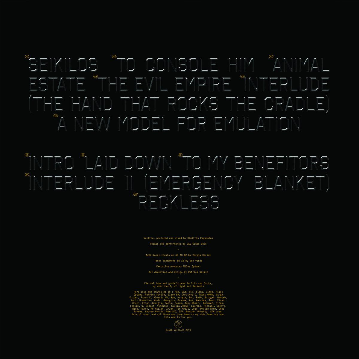 Epitaph | Bokeh Versions
