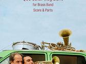 QUE DOLOR (Iag Bari) | Full score and set of parts | Fanfare Ciocarlia photo