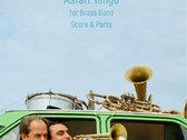 ASFALT TANGO   Full score and set of parts   Fanfare Ciocarlia photo