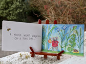 Limited Edition 'The Mouse Song' Illustrated Book + Song photo