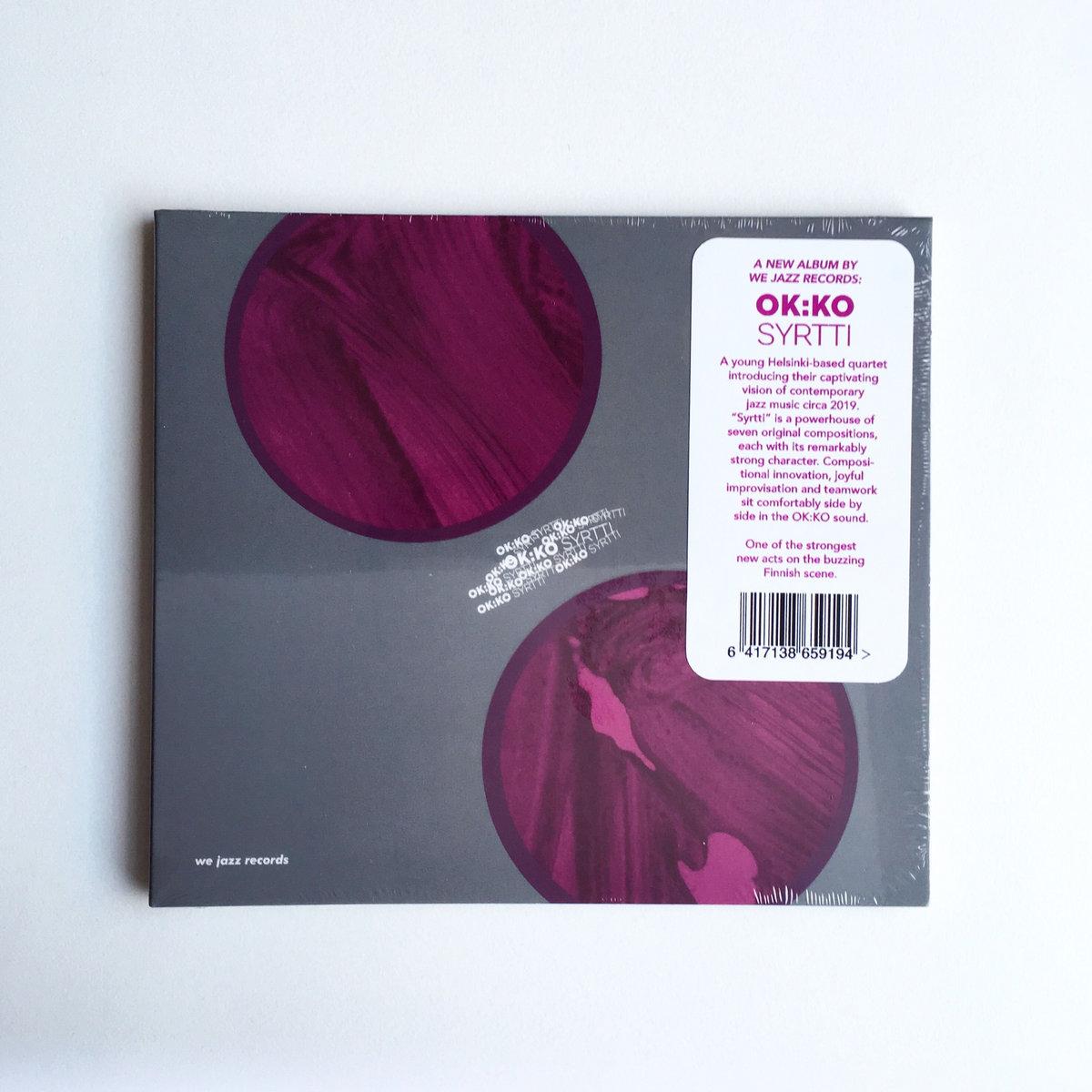Syrtti | We Jazz Records