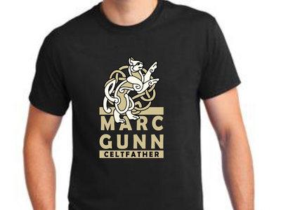 "Marc Gunn ""Celtfather"" T-Shirt main photo"