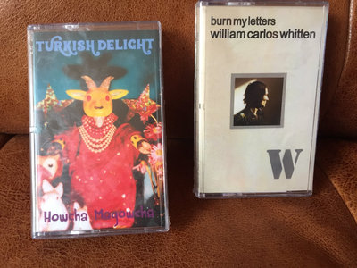 Tape Bundle - Howcha Magowcha + Burn My Letters main photo