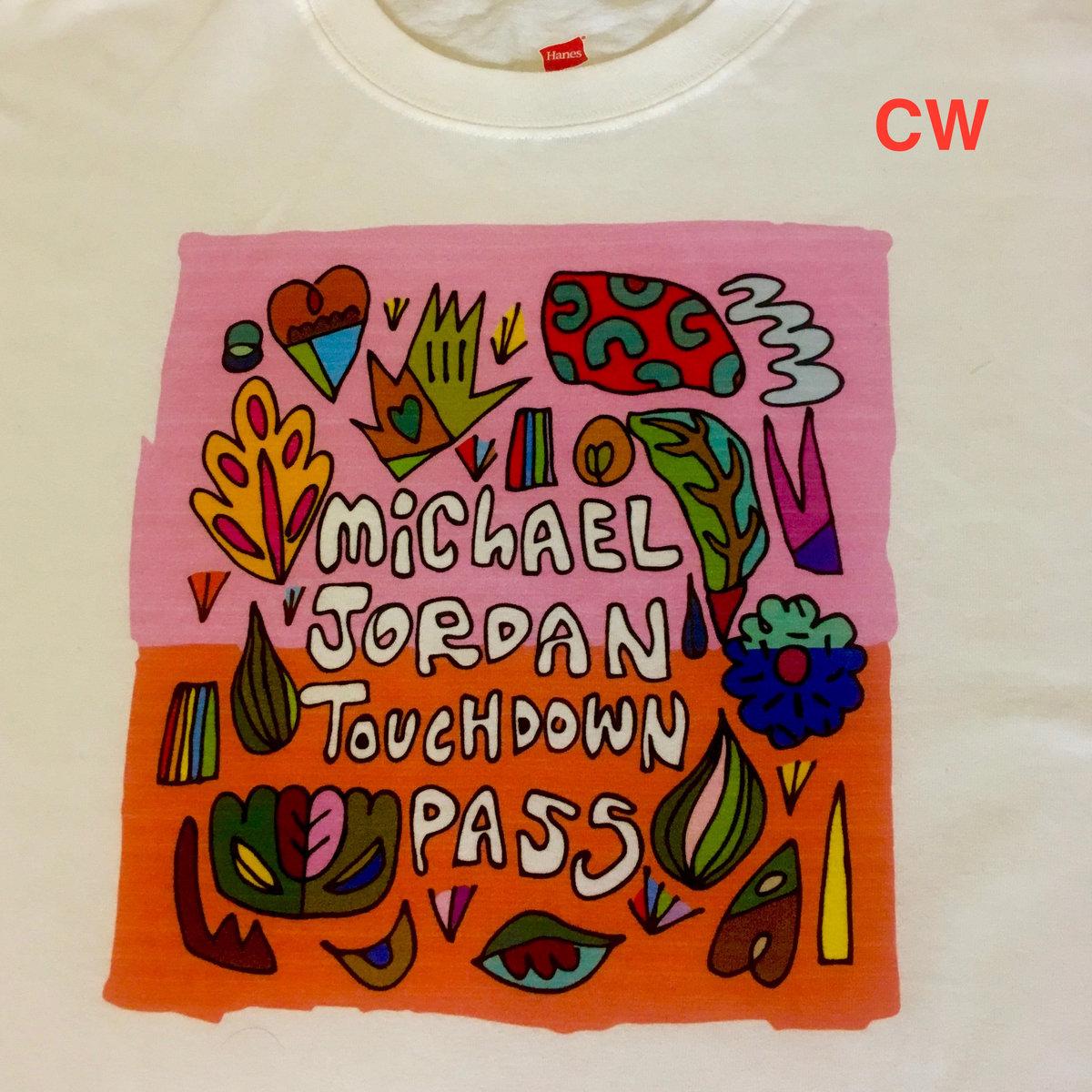 c7587cc103c5a7  beautifulhoodcrumb design. from Michael Jordan Touchdown Pass. T-Shirt  Apparel