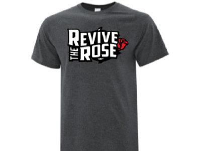 RTR Logo Tees (Charcoal) main photo