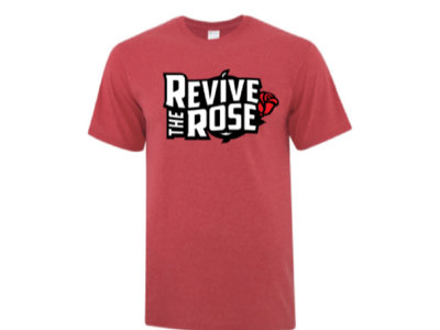 RTR Logo Tee (Red) main photo