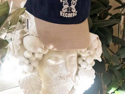 Navy/Taupe WRWTFWW Hat main photo