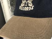 Navy/Taupe WRWTFWW Hat photo