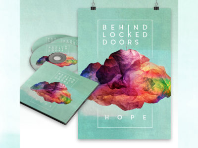 """HOPE"" Pack - Physical EP & Poster main photo"