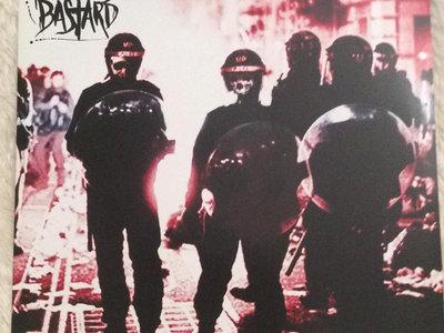 """Inebrious Bastard / Terrorist split 7"""" main photo"""