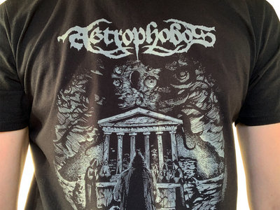 Astrophobos - Malice of Antiquity t-shirt main photo