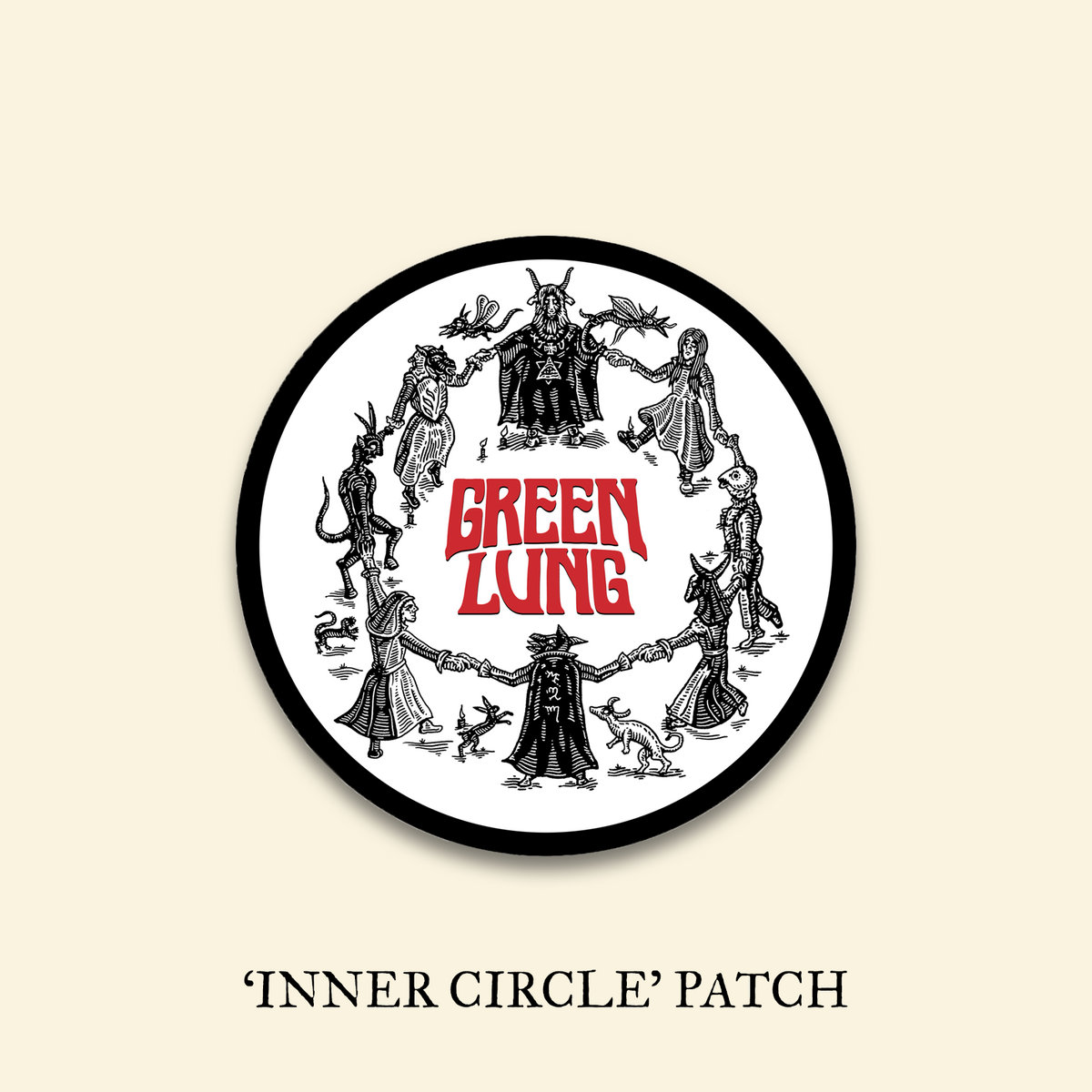 Templar Dawn | GREEN LUNG