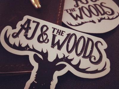 AJ & The Woods Sticker Pack main photo