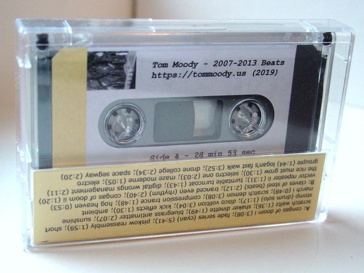 2007-2013 Beats | Tom Moody
