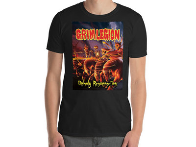Grim Legion - Unholy Resurrection T-Shirt main photo