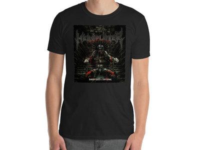 Helmsplitter - Enraptured By Suffering T-Shirt main photo