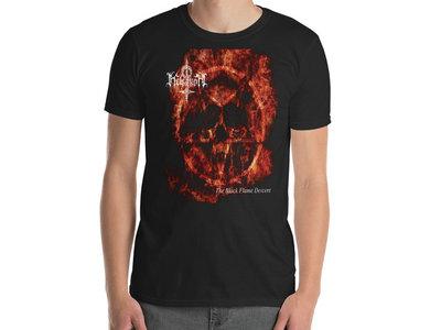Helgardh - The Black Flame Descent T-Shirt main photo