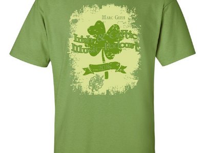 2016 Irish & Celtic Music Podcast Shirt (Kiwi Green) main photo