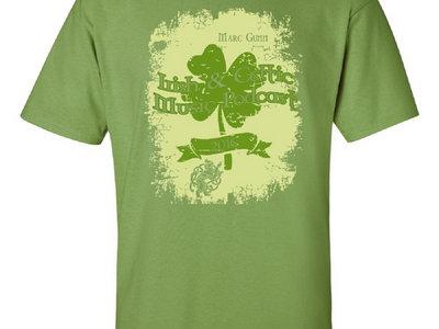 2016 Irish & Celtic Music Podcast Shirt (Kiwi Green) main photo