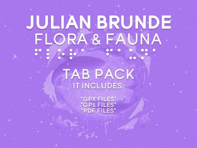 Flora & Fauna - Tab Pack main photo