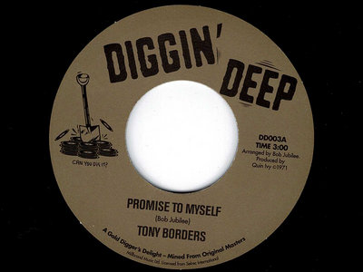 PROMISE TO YOURSELF - TONY BORDERS / RAINBOW ROAD - BILL BRANDON - M main photo