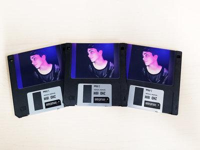 """Tech Girl - Trade 3.5"""" Floppy Disk main photo"""