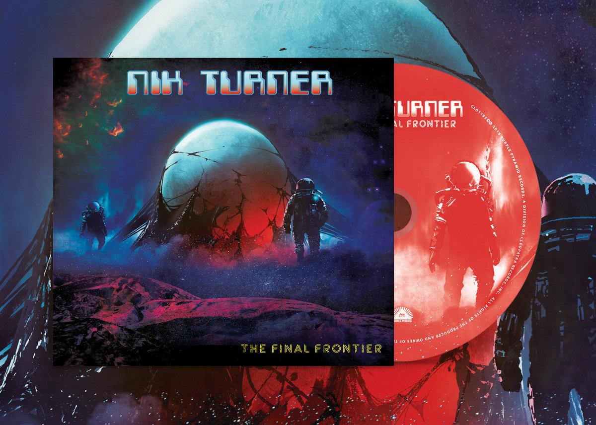 The Final Frontier | Nik Turner