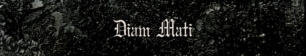Diam Mati / Binding Ritual [split EP] | Diam Mati