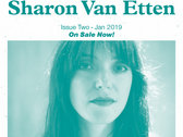 A Music Journal (Issue Two) - Sharon Van Etten photo