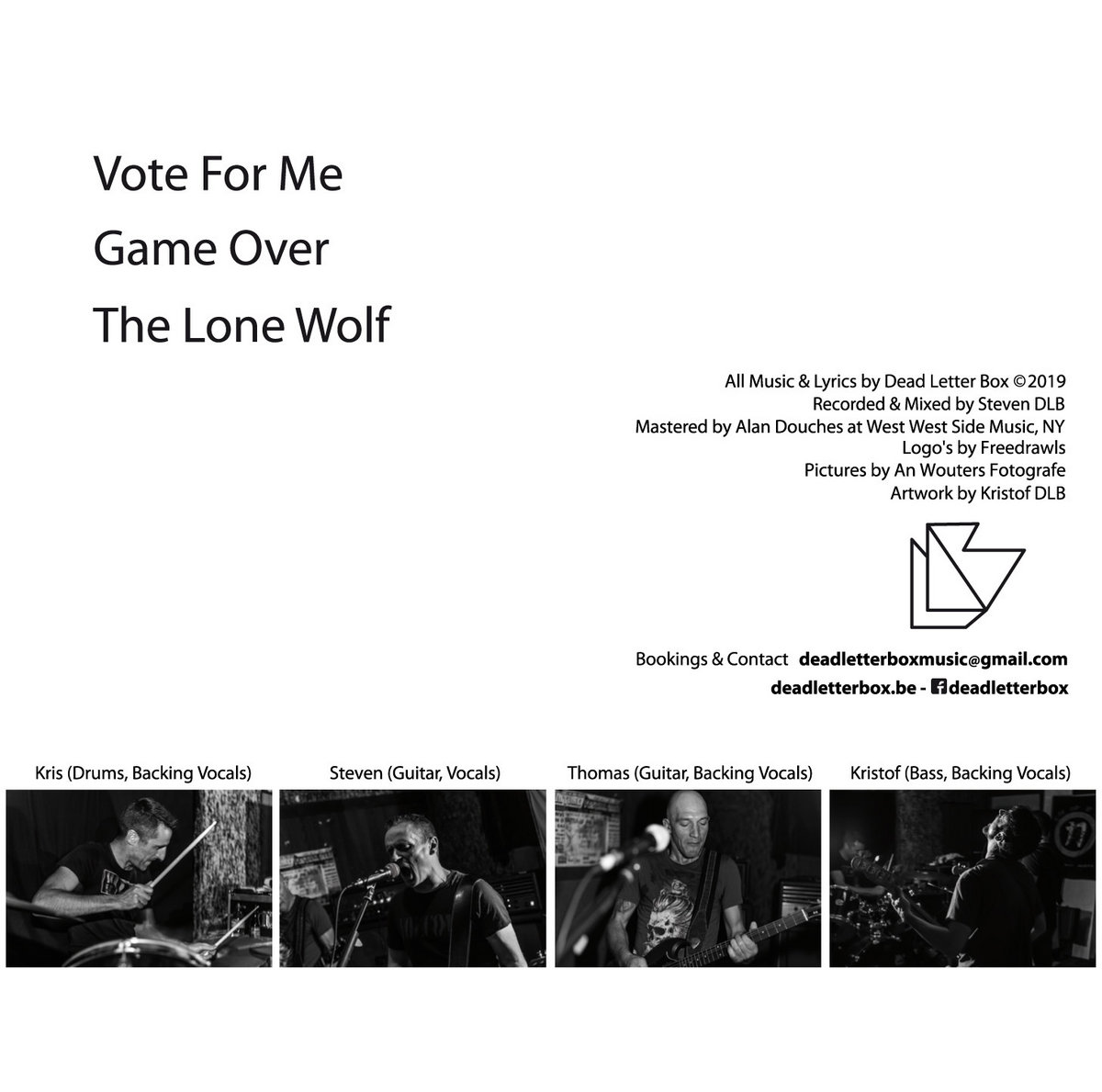 The Lone Wolf | Dead Letter Box