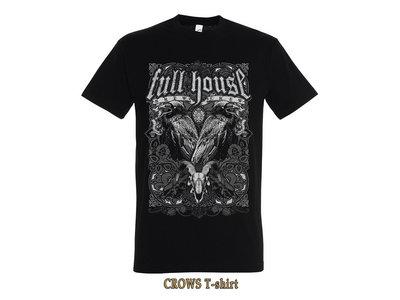 T-shirt Crows Black main photo