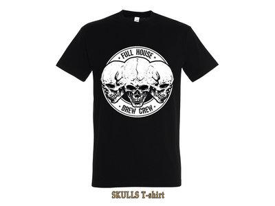 T-shirt Skulls Black main photo