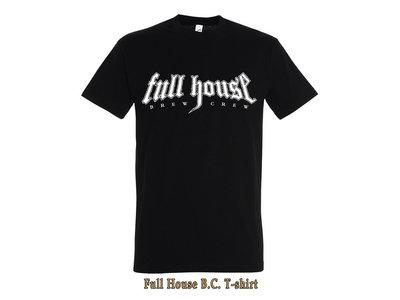T-shirt Full House B.C. Black main photo
