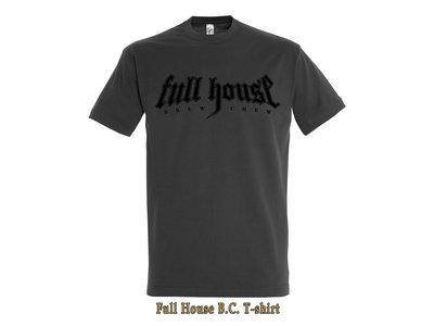 T-shirt Full House B.C. Grey main photo